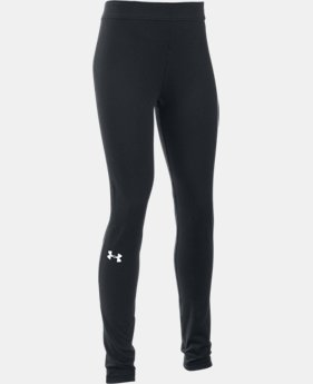 Best Seller Girls' UA Favorite Campus Legging  3 Colors $39.99