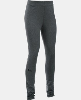 Girls' UA Favorite Campus Legging LIMITED TIME: FREE SHIPPING 1 Color $44.99