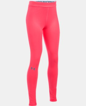 Girls' UA Favorite Campus Legging LIMITED TIME: FREE U.S. SHIPPING 1 Color $29.99 to $39.99