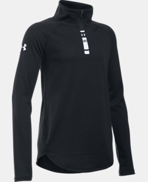 Girls' UA Tech™ 1/4 Zip  1 Color $39.99