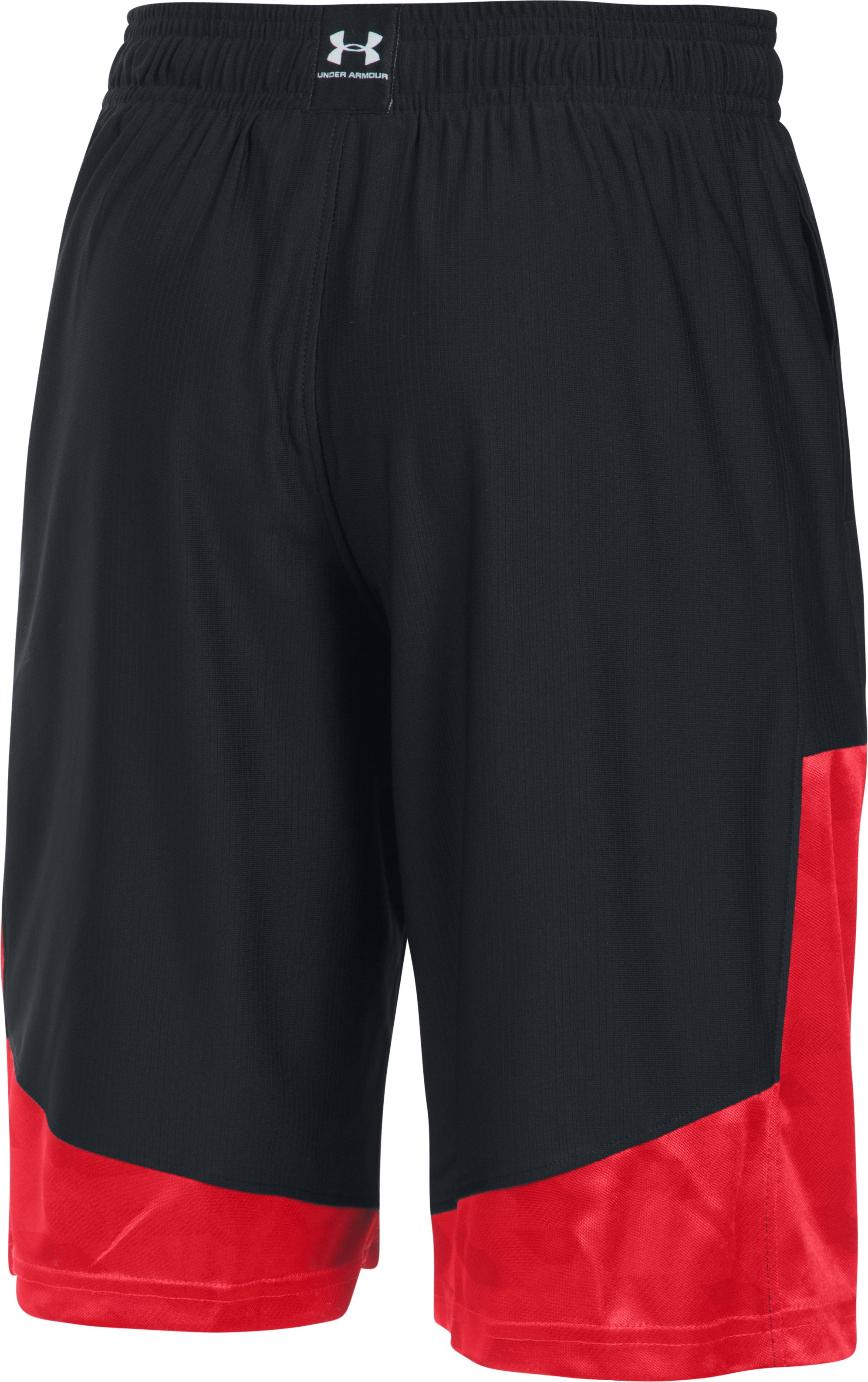 Boys' SC30 Performance Shorts, Black