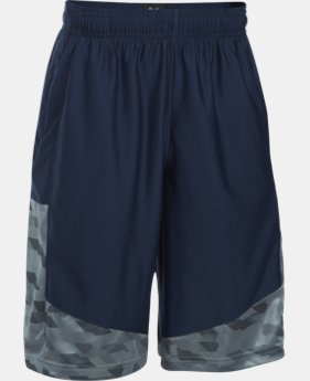 New Arrival Boys' SC30 Performance Shorts  1 Color $39.99