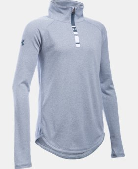 Girls' UA Tech™ Novelty 1/4 Zip