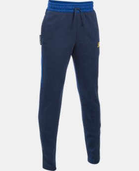 Boys' SC30 Essentials Fleece Pants