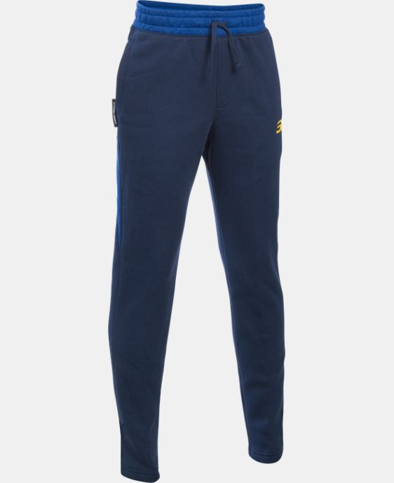 Boys' SC30 Essentials Fleece Pants LIMITED TIME: FREE U.S. SHIPPING 1 Color $54.99