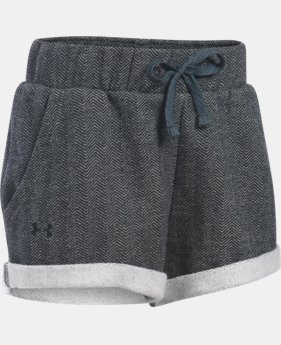 Girls' UA Sweaterknit Bottom
