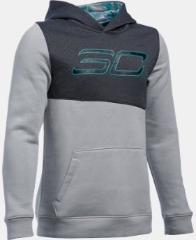 Boys' SC30 Essentials Hoodie  2 Colors $59.99