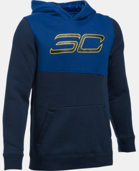 Boys' SC30 Essentials Hoodie  4 Colors $59.99
