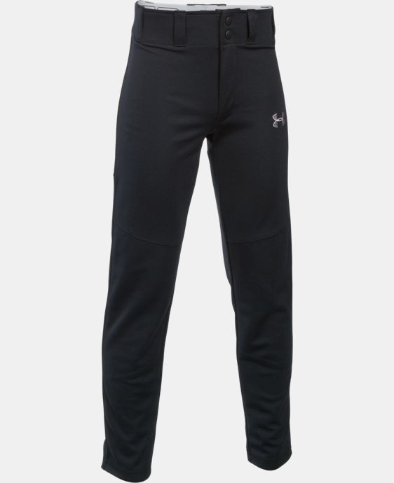 New Arrival  Boys' UA Lead Off Baseball Pants   $39.99