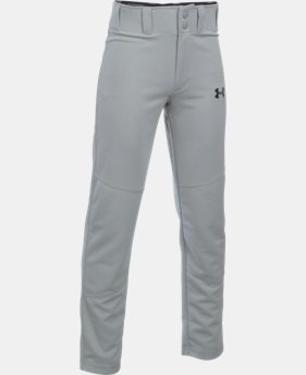 Best Seller Boys' UA Lead Off Baseball Pants  1 Color $34.99