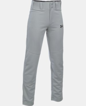 New Arrival  Boys' UA Lead Off Baseball Pants LIMITED TIME: FREE SHIPPING 1 Color $39.99