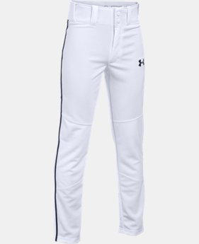 Boys' UA Heater Piped Baseball Pants  2 Colors $22.49