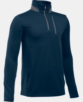 Boys' UA Golf 1/4 Zip  1 Color $49.99