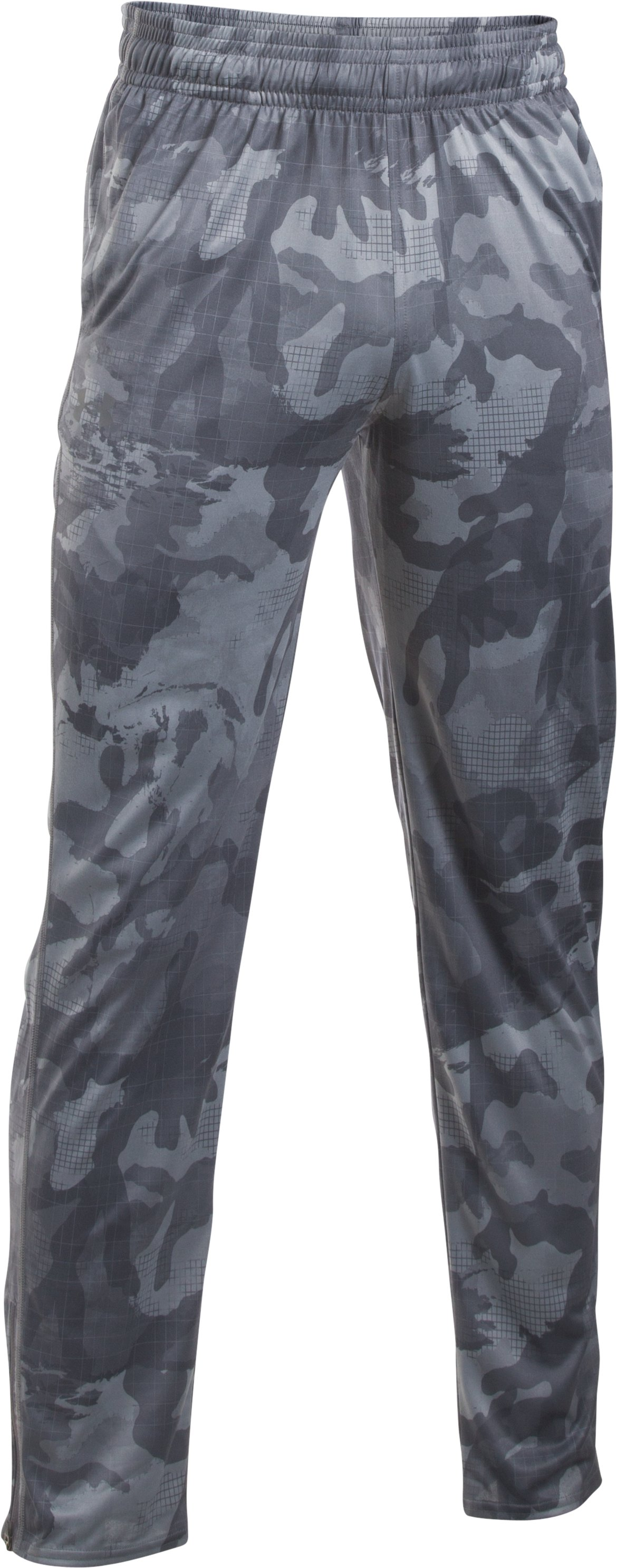Men's UA Tech™ Printed Pants, Graphite