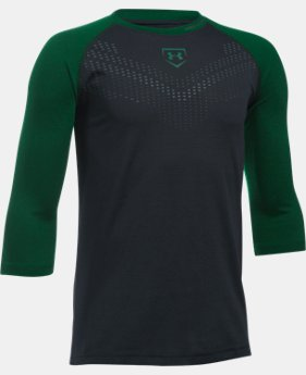 Boys' UA Undeniable ¾ Sleeve T  1 Color $22.99