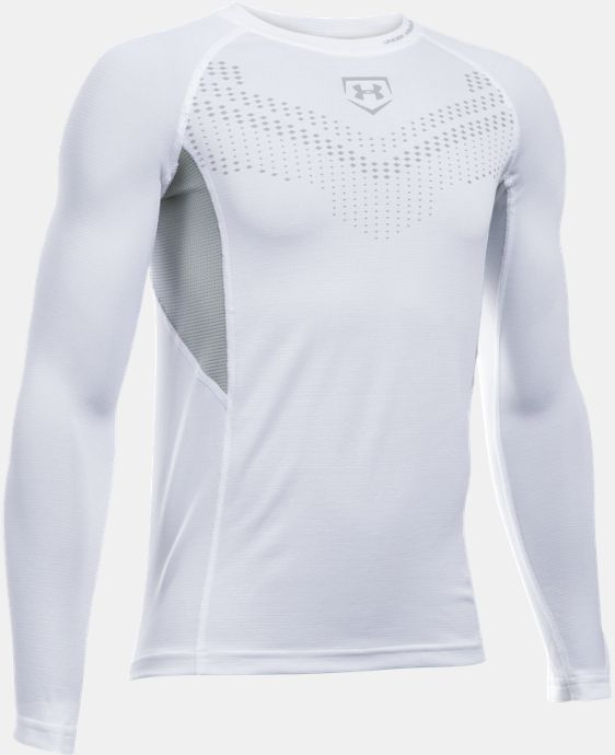 Boys' UA Undeniable Baseball Long Sleeve  LIMITED TIME: FREE U.S. SHIPPING  $39.99