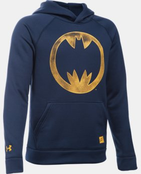 Boys' Under Armour® Alter Ego Batman Hoodie  1 Color $59.99