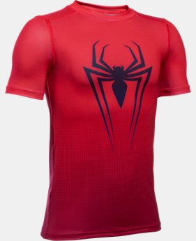 Boys' Under Armour® Alter Ego Marvel Fitted Baselayer  2 Colors $39.99