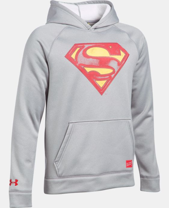 New Arrival Boys' Under Armour® Alter Ego Superman Hoodie LIMITED TIME: FREE U.S. SHIPPING  $59.99