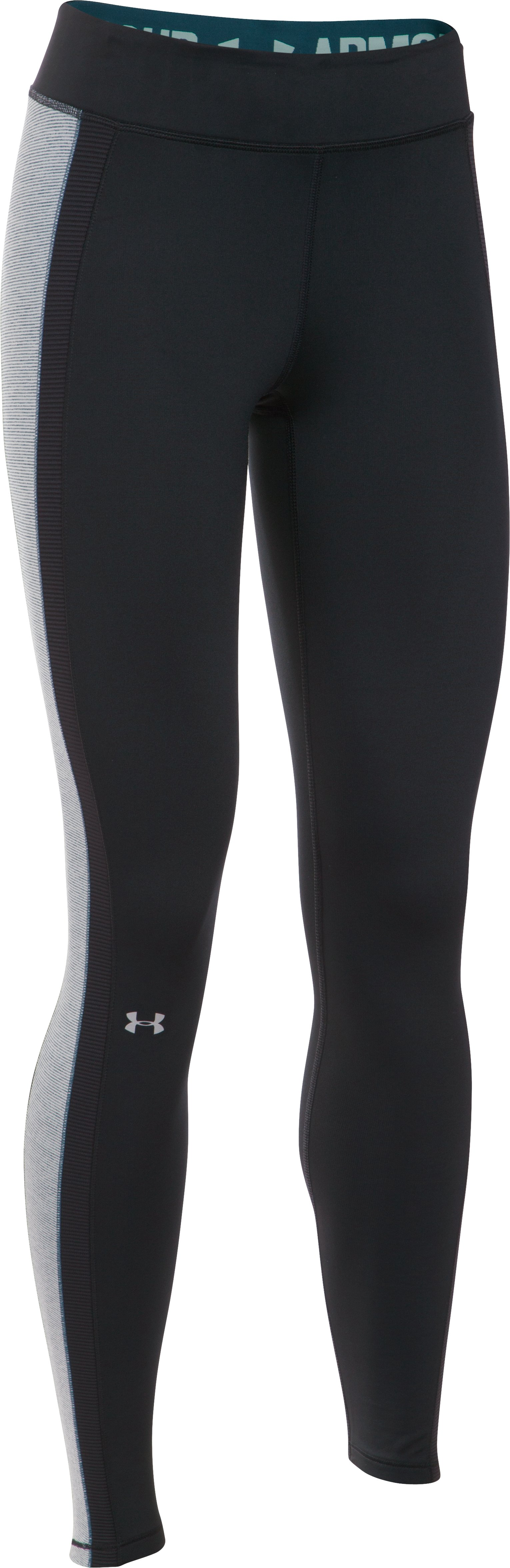 Women's UA ColdGear® Legging, Black