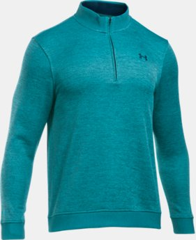 New Arrival Men's UA Storm SweaterFleece ¼ Zip  1 Color $69.99