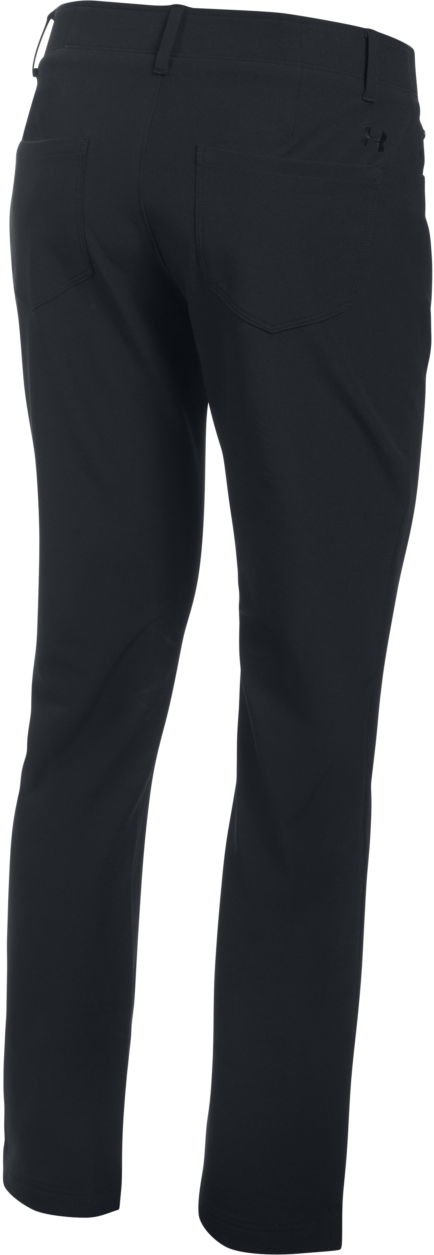 Women's ColdGear® Infrared Links Pant, Black ,