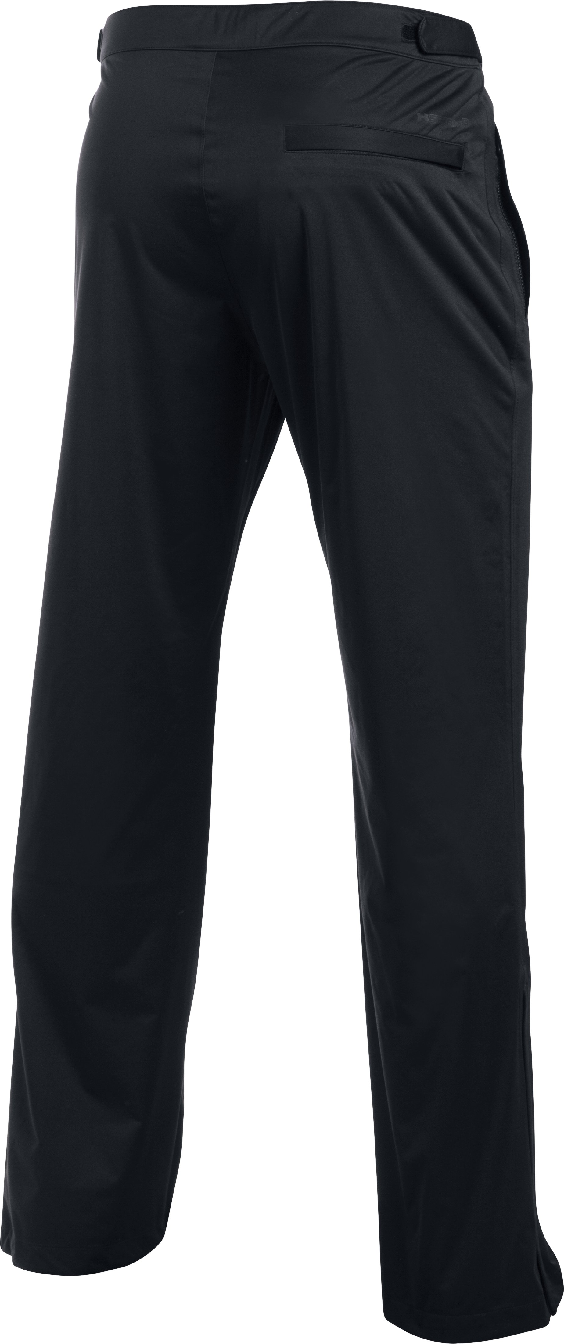 Men's UA Storm Rain Pants, Black , undefined