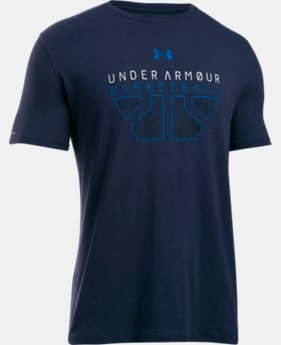 Men's UA Baseline II T-Shirt LIMITED TIME: FREE SHIPPING 1 Color $24.99