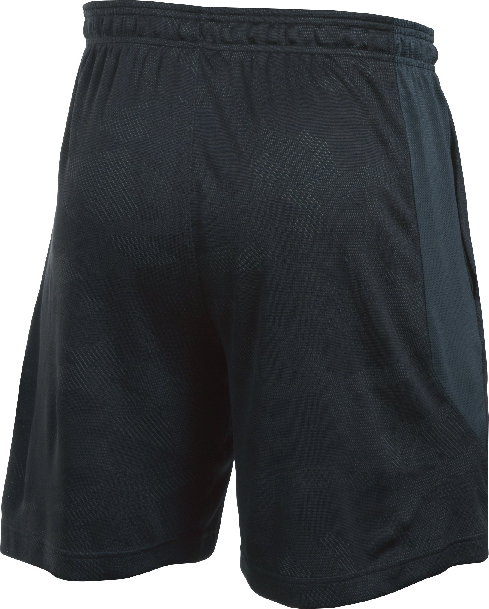 "Men's UA Raid Graphic 8"" Shorts, Black"