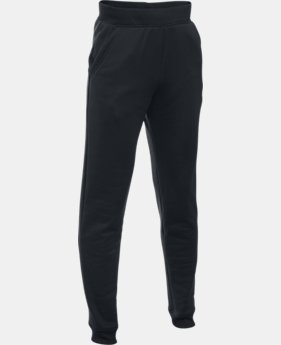 Boys' UA Storm Armour® Fleece Jogger LIMITED TIME: FREE SHIPPING 3 Colors $59.99