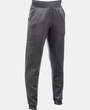Boys' UA Storm Armour® Fleece Jogger  1 Color $35.99 to $59.99