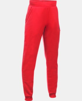 Boys' UA Storm Armour® Fleece Jogger  1 Color $26.99 to $30.99
