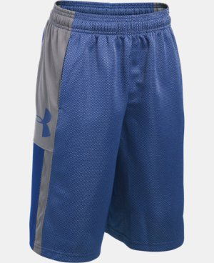 Boys' UA Jab Step Shorts LIMITED TIME: FREE U.S. SHIPPING 1 Color $26.99