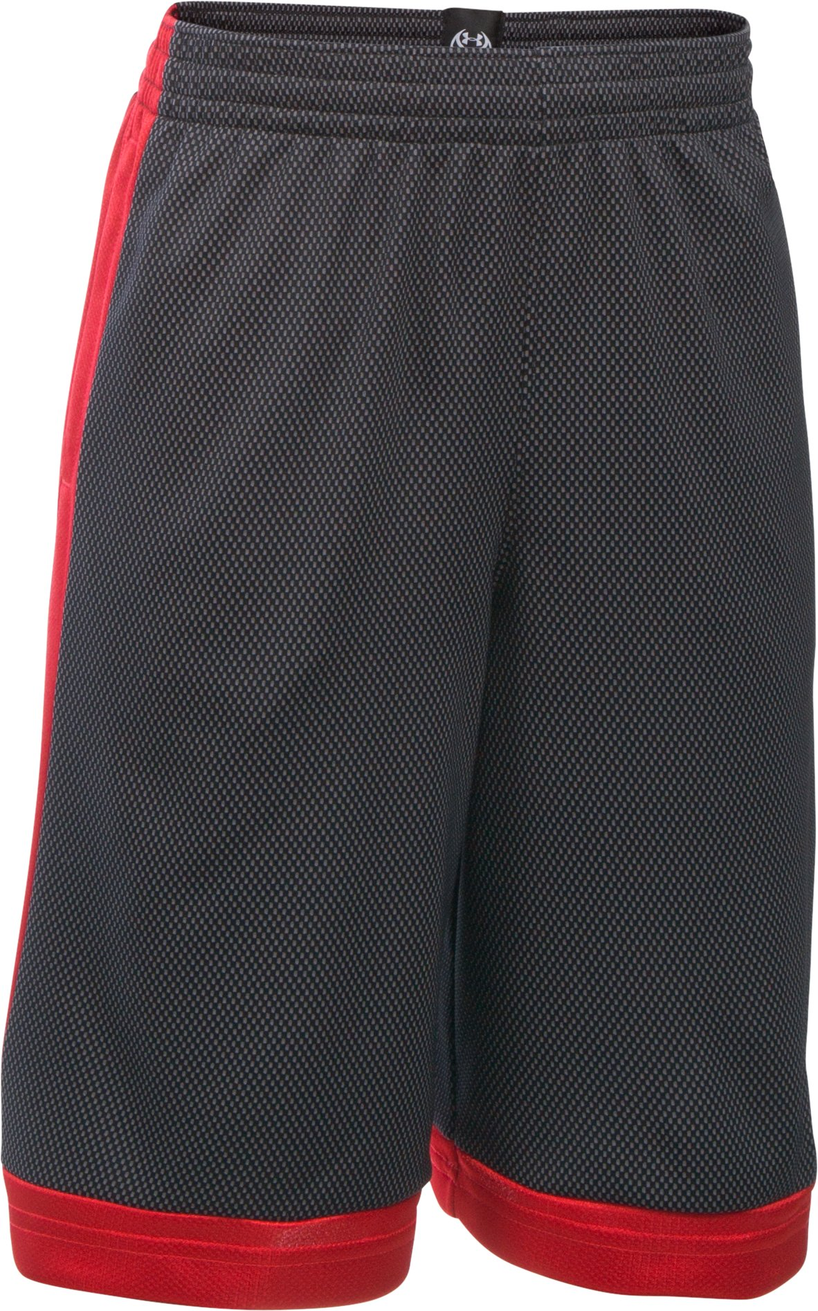 Boys' SC30 Essentials Shorts, Black ,