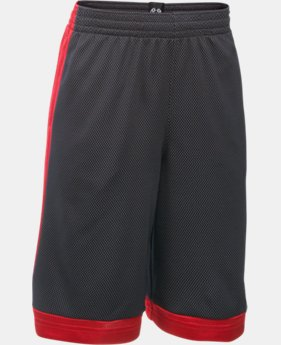 New Arrival Boys' SC30 Essentials Shorts LIMITED TIME: FREE SHIPPING  $34.99