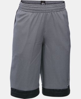 Best Seller Boys' SC30 Essentials Shorts LIMITED TIME: FREE SHIPPING 1 Color $34.99
