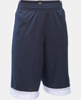 Boys' SC30 Essentials Shorts  1 Color $14.99 to $16.49