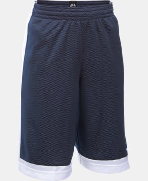 Boys' SC30 Essentials Shorts LIMITED TIME: FREE U.S. SHIPPING 1 Color $34.99
