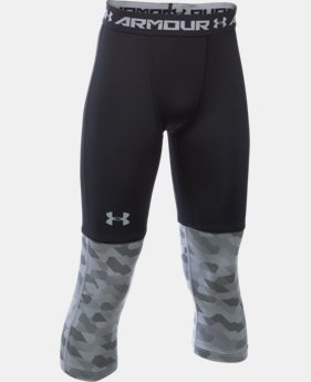 Boys' SC30 Essentials 3/4 Leggings