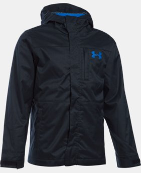 Boys' UA Storm Wildwood 3-in-1 Jacket  2 Colors $159.99