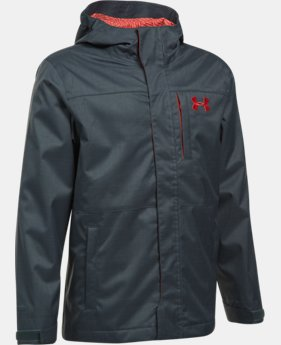 Boys' UA Storm Wildwood 3-in-1 Jacket   $139.99
