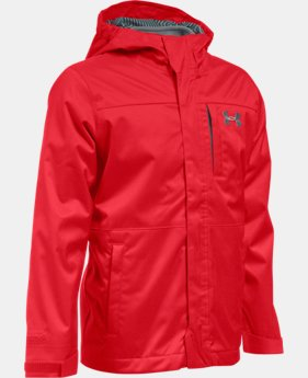 New Arrival Boys' UA Storm Wildwood 3-in-1 Jacket LIMITED TIME: FREE U.S. SHIPPING 1 Color $139.99