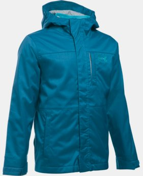 Boys' UA Storm Wildwood 3-in-1 Jacket  1 Color $104.99