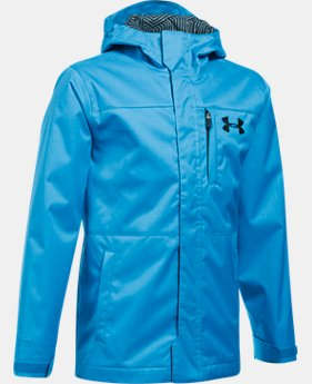 Boys' UA Storm Wildwood 3-in-1 Jacket  1  Color Available $119.99