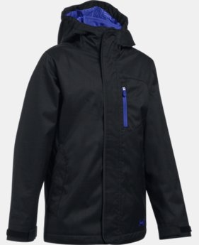 Girls' ColdGear® Infrared Gemma 3-in-1 Jacket  2  Colors Available $83.99 to $104.99