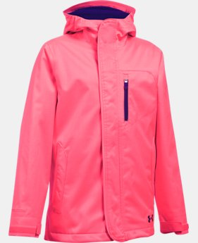 Girls' ColdGear® Infrared Gemma 3-in-1 Jacket  1 Color $104.99