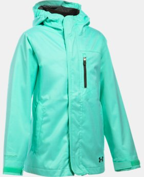 Girls' ColdGear® Infrared Gemma 3-in-1 Jacket  1 Color $78.74