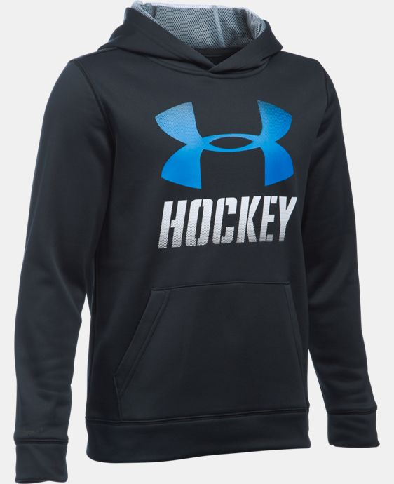 Boys' UA Hockey Hoodie   1 Color $59.99