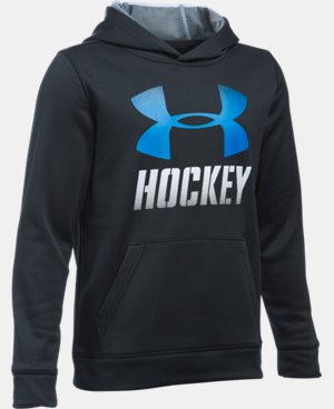 Boys' UA Hockey Hoodie  LIMITED TIME: FREE SHIPPING  $59.99