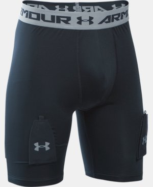 Boys' UA Purestrike Shorts w/ Cup   $49.99